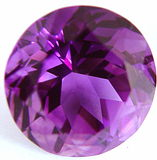 Round amethyst, violet quartz, exclusive loose faceted amethysts, amethyst shopping