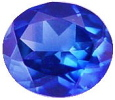 Natural Sapphire, blue Madagascar gemstone, exclusive rare precious stones, geology information data
