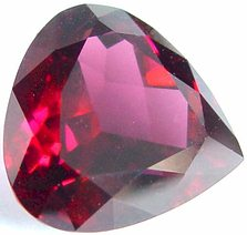 14.63 carats natural oval Rhodolite garnet gemstone, red purple garnet, exclusive loose faceted rhodolite garnets, gemstones shopping