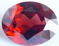 8.89 carats oval Rhodolite garnet gemstone, red purple garnet, exclusive loose faceted rhodolite garnets, gemstones shopping