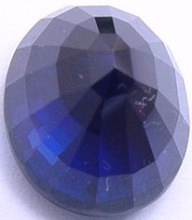 8.05 carats untreated oval blue sapphire gemstone, transparent gems, exclusive loose faceted sapphires, gemstones shopping