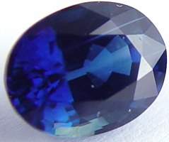 3.61 carats oval sapphire, untreated blue sapphires, exclusive loose faceted sapphire, natural sapphire shopping