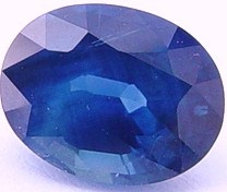 2.84 carats oval sapphire, untreated blue sapphires, exclusive loose faceted sapphire, natural sapphire shopping