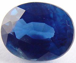 2.54 carats oval sapphire, untreated blue sapphires, exclusive loose faceted sapphire, natural sapphire shopping