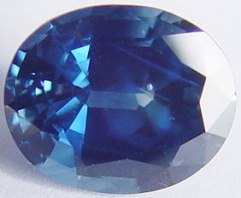 3.48 carats oval sapphire, untreated blue sapphires, exclusive loose faceted sapphire, natural sapphire shopping