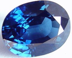 3.69 carats oval sapphire, untreated blue sapphires, exclusive loose faceted sapphire, natural sapphire shopping