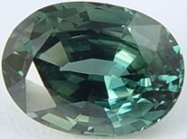 Green sapphire gemstone, exclusive loose faceted sapphires, Madagascar gemstones shopping