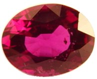 1.64 carats ruby gemstone, transparent gems, exclusive loose faceted rubies, gemstones shopping